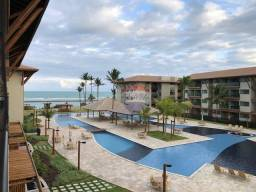 Título do anúncio: Flat térreo no melhor trecho de mar de Muro Alto com 2 dormitórios à venda, 72 m² por R$ 1