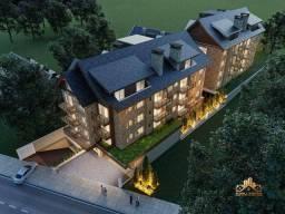 SCHELL IMÓVEIS vende, apartamento com 2 suítes, 78m² por R$ 610.800 - Centro - Canela/RS