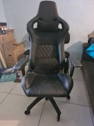 Título do anúncio: Cadeira gamer corsair t1 racer preta