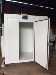Câmaras frigorífica novas pronta entrega em 24 hrs