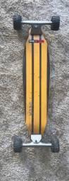 Skate longboard offroad