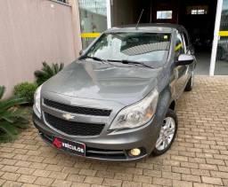 GM-Chevrolet Agile LTZ 1.4 2012