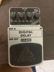 Pedal delay Dd400 behringer