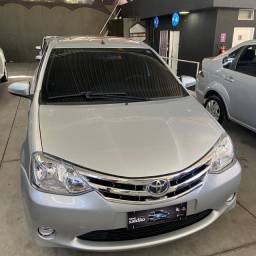 Título do anúncio: Toyota etios x 1.3    2014