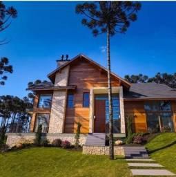 Casa de madeira. Alto padrão! Investimento Imobiliário