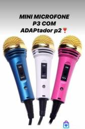 Microfone!!!