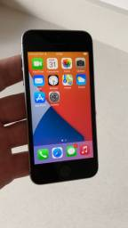 iPhone 5SE cinza 64GB