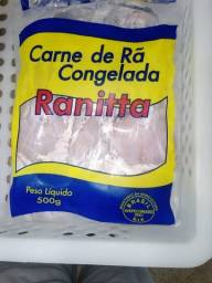 Carne de Rã congelada - Embalagem com 500g
