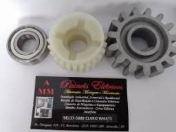 Distribuidora peças para motor de portão peças a partir de R$ 20,00