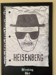Pôster Breaking Bad Heisenberg