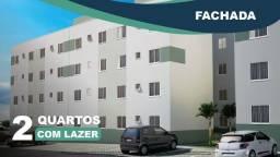 Apartamento à venda, 2 quartos, 1 vaga, Chácaras Califórnia - Contagem/MG