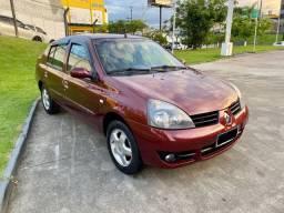 Renault Clio Sedan 1.0 Privilege - 2008 !!!Bem cuidado!!!
