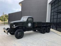 Caminhão militar GMC 6x6 1942