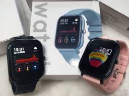 Relógio Smartwatch Colmi P8 a Prova dágua