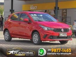 Título do anúncio: Fiat ARGO 1.0 6V Flex. 2018 *Novíssimo* O Rei do Uber* Super Econômico