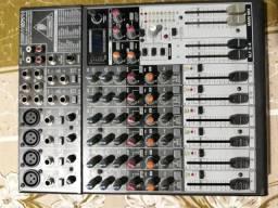 Mesa/Mixer BEHRINGER xenyx 1204 fx