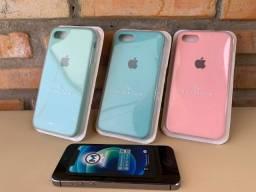 Título do anúncio: Case original iPhone 8 7 (só tenho essas do anuncio)