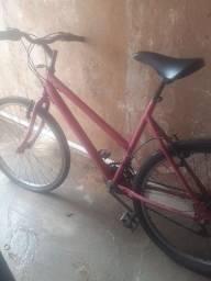 Biscicleta rosa