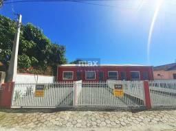 Casa para alugar com 1 dormitórios em Praia armação do itapocorói, Penha cod:8660