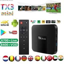 Tv Box TX3 Mini 16 GB Original Entrega e Instalação Grátis