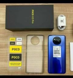 Poco X3 Pró Lacrado //Snapdragon 860