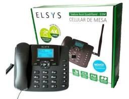 Telefone rural Elsys Dual sim.