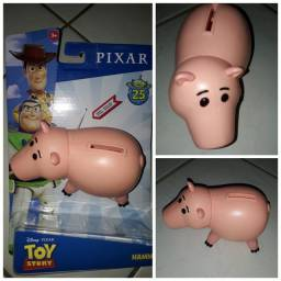 Porquinho toy story novo mattel original