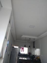 Casa nova com 3/4 sendo um suite