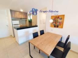 Apartamento térreo no Porto das Dunas todo mobiliado Mediterranee 2 suítes