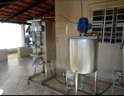 Fabrica de polpas de fruta