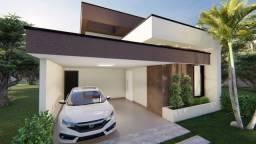 Casa Nova Linda à Venda em Paulínia, Cond. Terras Da Estância W3r Construtora