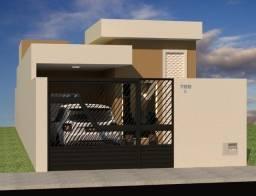 Título do anúncio: Casa nova, com 3 dormitórios e Jd de inverno, no Porto Belo Res. em P. Prudente- SP