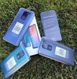 Redmi Note 9 128 GB/4GB Ram Verde/Cinza/Preto
