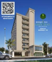 Título do anúncio: 2 dorm, Zona 05 Aceita Imóveis R$ 100.800,00Entrada+ 72x R$ R$ 1.961,11 Direto Construtora