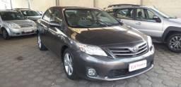Título do anúncio: Corolla GLI 1.8 2012/2013 cinza