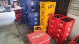 Caixas de cerveja
