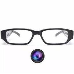 Título do anúncio: Óculos espião hd super discreto filmagem secreta
