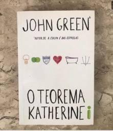 Livro Teorema Katherine - John Green