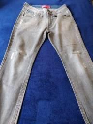Calça Jeans Beagle
