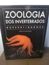 Livro Zoologia dos Invertebrados Ruppert/Barnes Sexta Edição