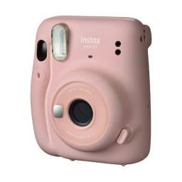 Título do anúncio: Câmera Instax Mini 11 - Fujifilm - Várias Cores