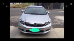 Título do anúncio: Civic LXL Aut. 2013 Top!