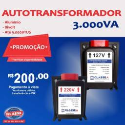 Transformador de 3.000 VA