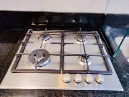 Cooktop à Gás Brastemp Gourmand 4 bocas 220 volts