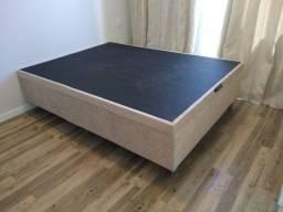 Base Box Baú Casal á Pronta entregar!!!