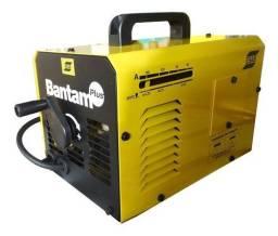 Maquina de solda Bantam Plus ESAB 110/220V