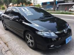 Civic Exs 1.8 16V i-Vtec Aut. Flex 2011 **Super Conservado**