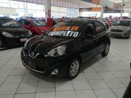 Nissan March 1.0 Sv - Completo - Flex