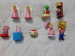 Miniatura Colecionável Super Mário