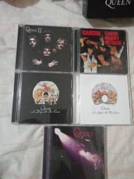 Box CD Queen